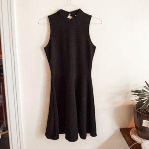 🌼5 for $25 SALE!  Decree Turtleneck Black Dress